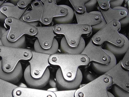Top Roller Free Flow Chain