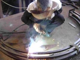 Curver Welding