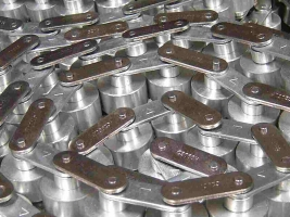 Aluminum Roller Free Flow Chain