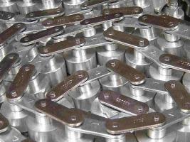 Aluminum Roller Free Flow Chain