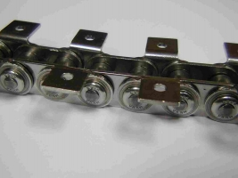 Heavy Duty Stainless Roller Chain